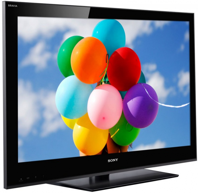 How to set the channels on the Sony TV