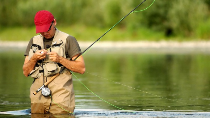 Как поймать пескаря