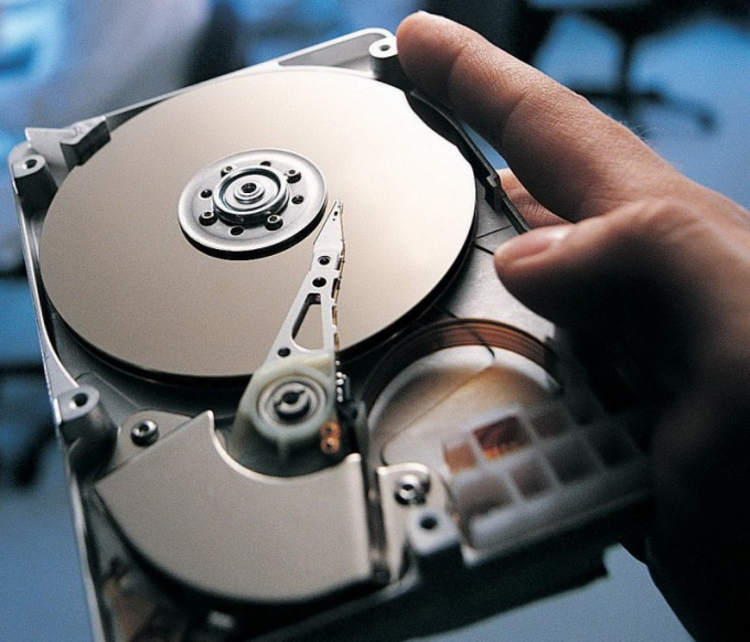 Как расширить диск С
