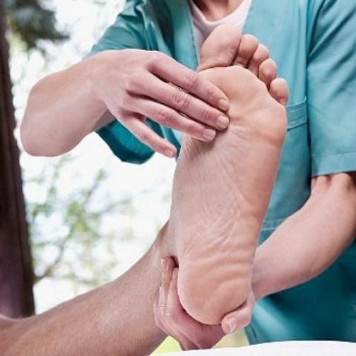 Внешние признаки грибка ногтей на ногах