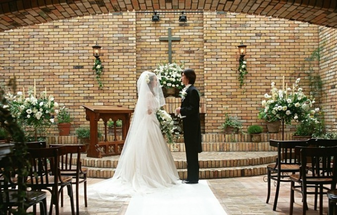 Why should the wedding in the Church