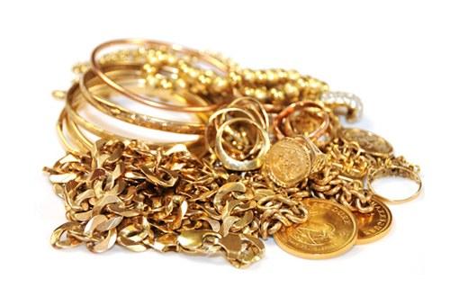 Как хранить деньги в золоте