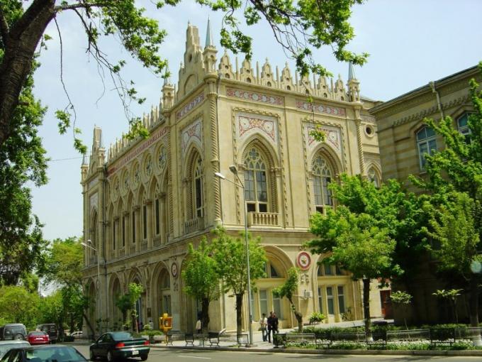 Как научиться азербайджанскому языку