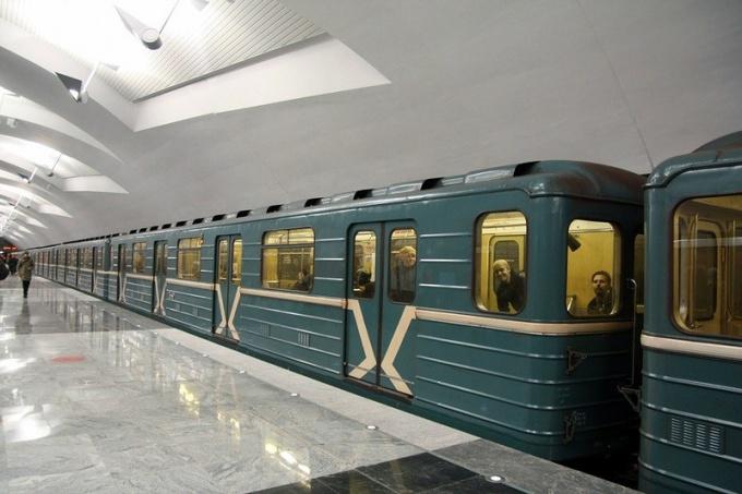 Как оформить проездной в метро