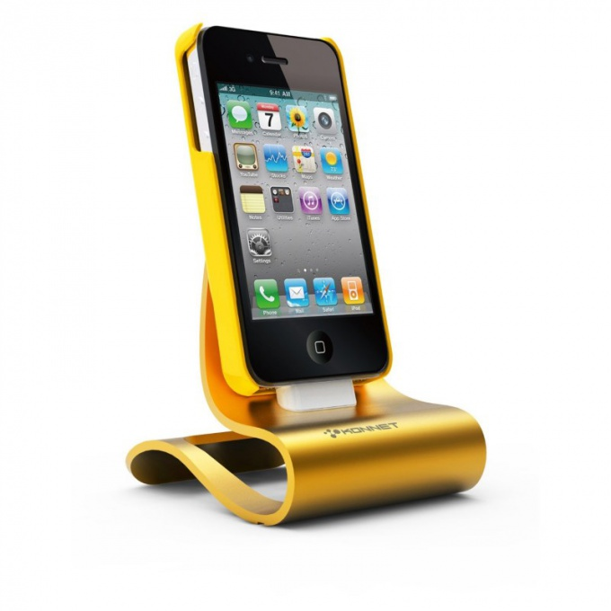 How to charge iphone 3g