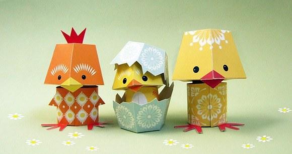 Как вырезать игрушки из бумаги