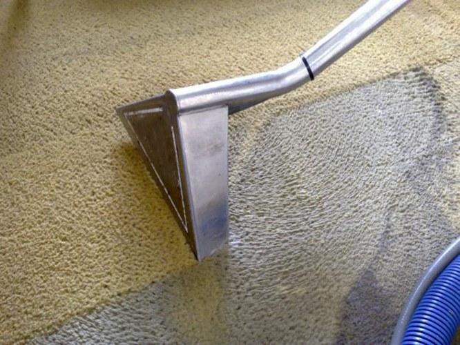 Как отчистить ковролин