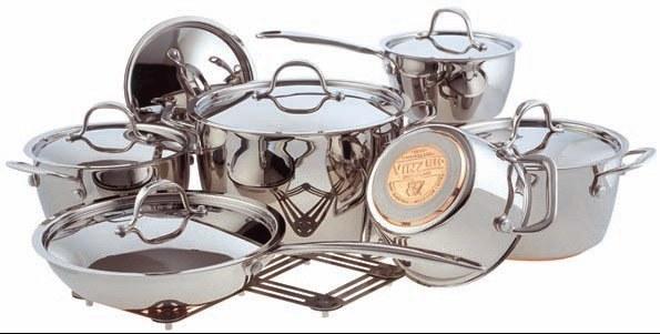 Как выбрать посуду для плиты