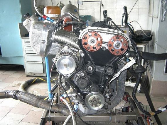 Как прокачать двигатель автомобиля