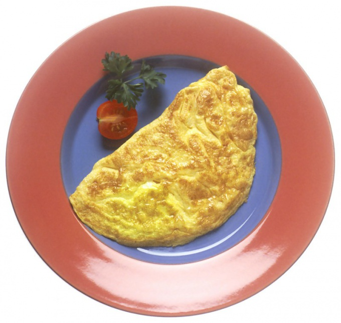How to cook an egg white omelet