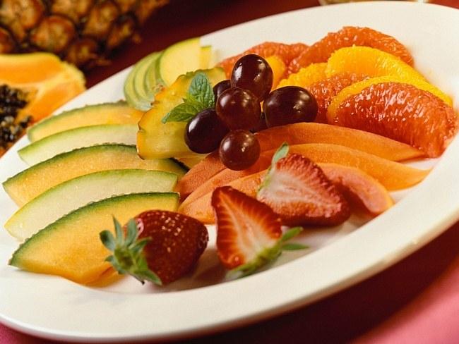 Как вывести пятнышка от фруктов