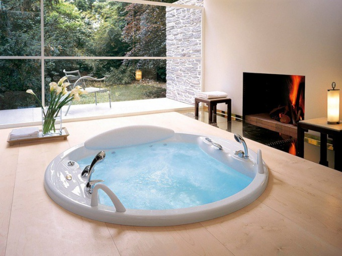How to clean Jacuzzi