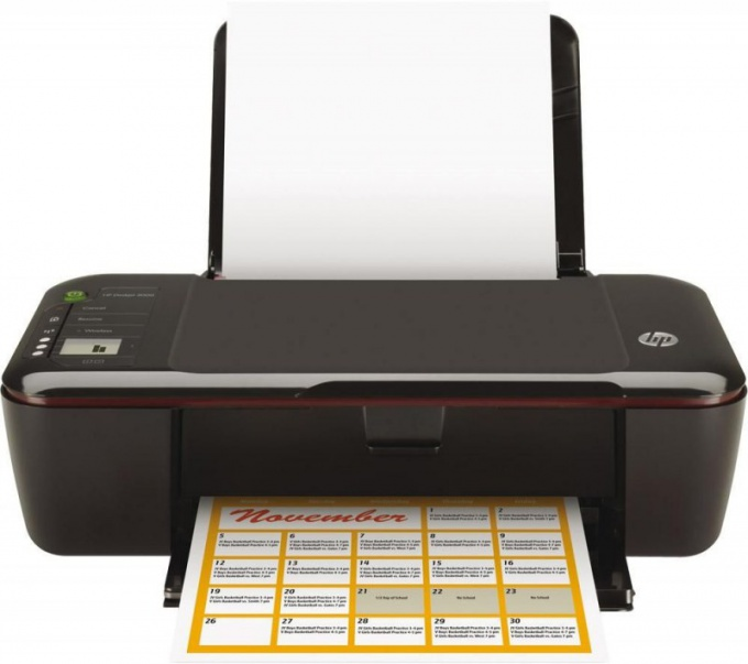 Как распечатать чек