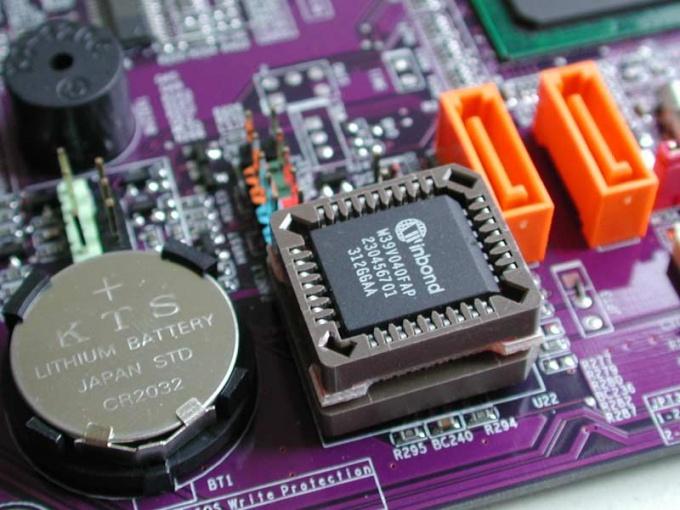 Как обновить прошивку BIOS