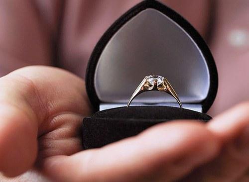 Как подарить обручальное кольцо
