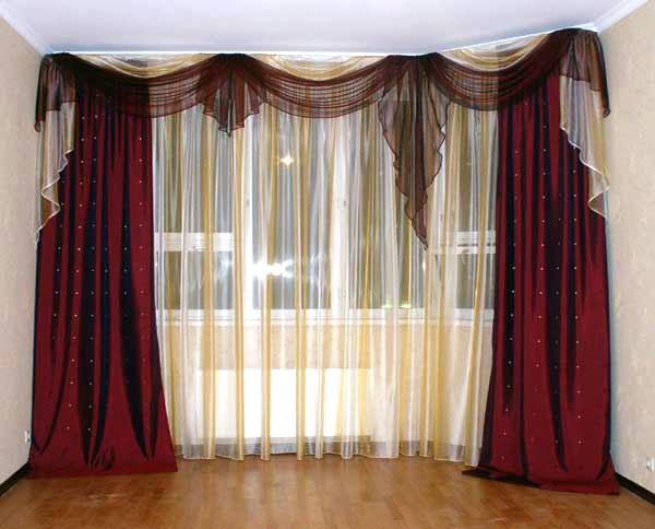 Как выбрать ткань на шторы