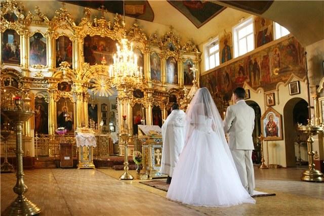 Какое платье выбрать на венчание в церкви