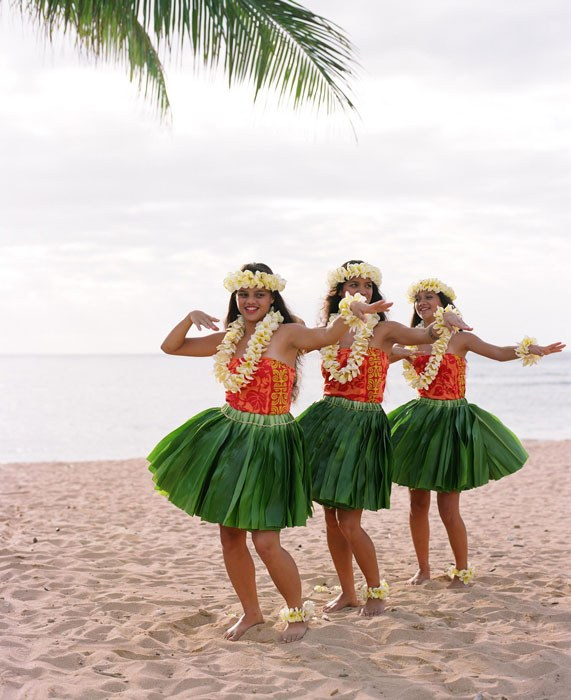 How to make Hawaiian party