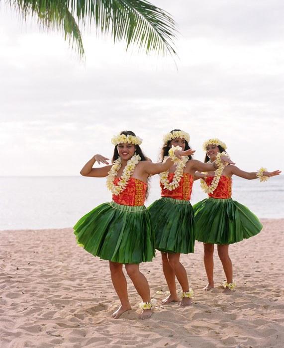 How to make Hawaiian party