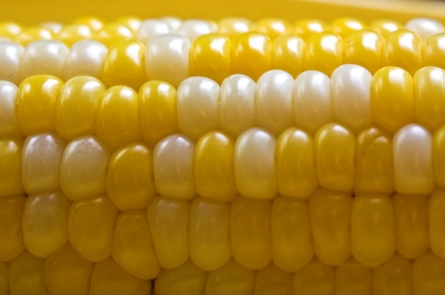 How to store corn