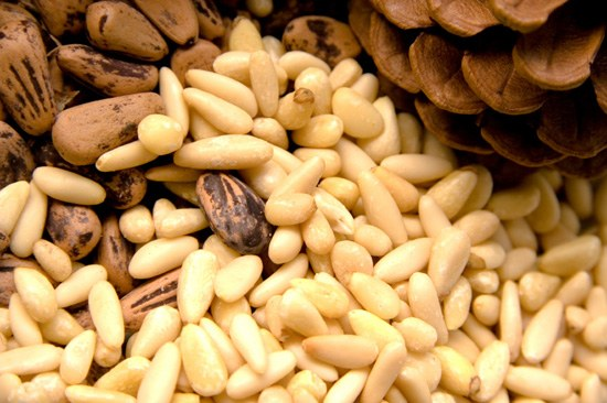 Как варить кедровые орехи