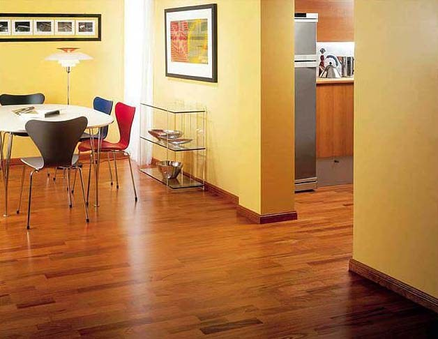 How to get rid of the smell of linoleum