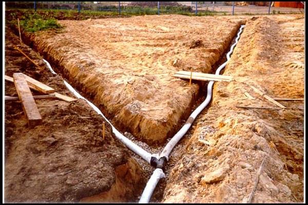 Как избавиться от грунтовых вод