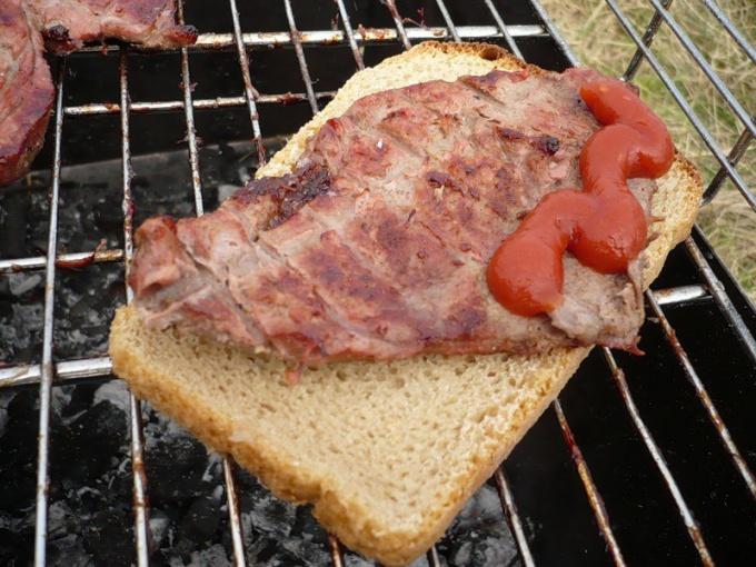 Как готовить на решетке