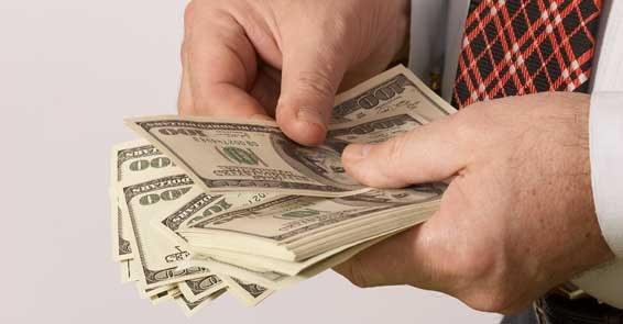 Как забрать заработанные деньги