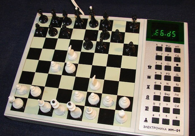Как победить шахматную программу