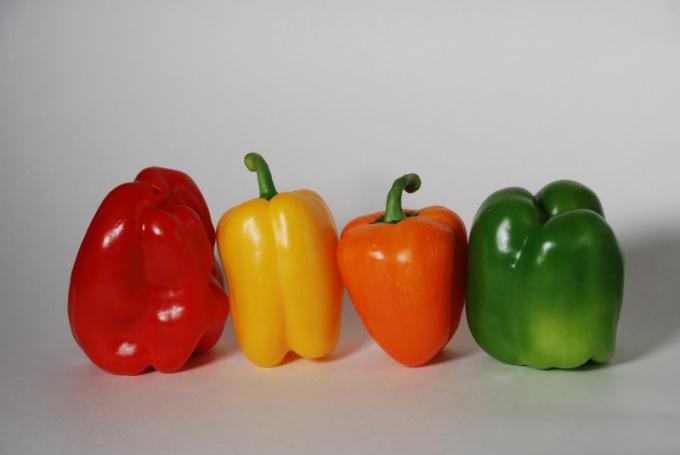 Как фаршировать перец овощами