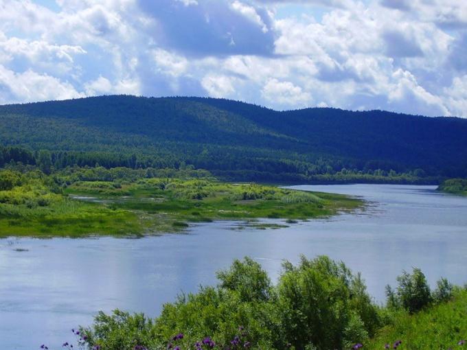 Как рассчитать уклон реки