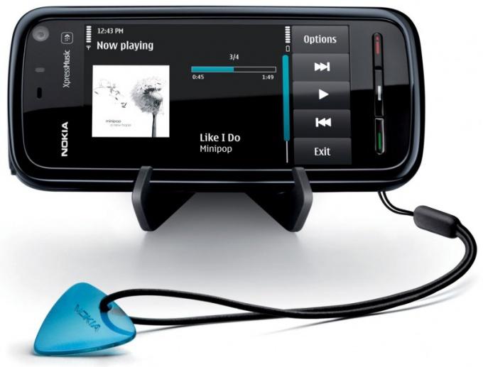 Как настроить телефон Nokia 5800