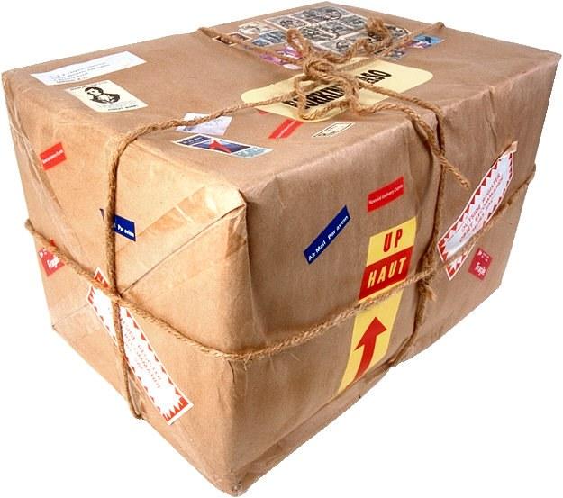Как послать посылку за границу