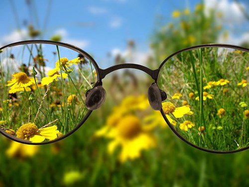 How to restore vision to the child