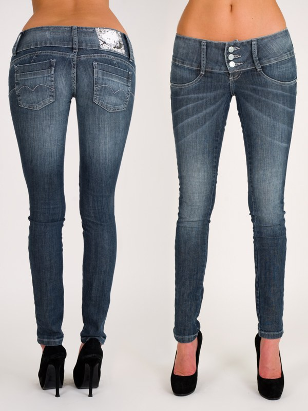Как сделать так что бы джинсы не растягивались