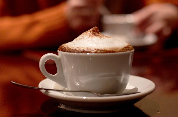 How to make foam for cappuccino
