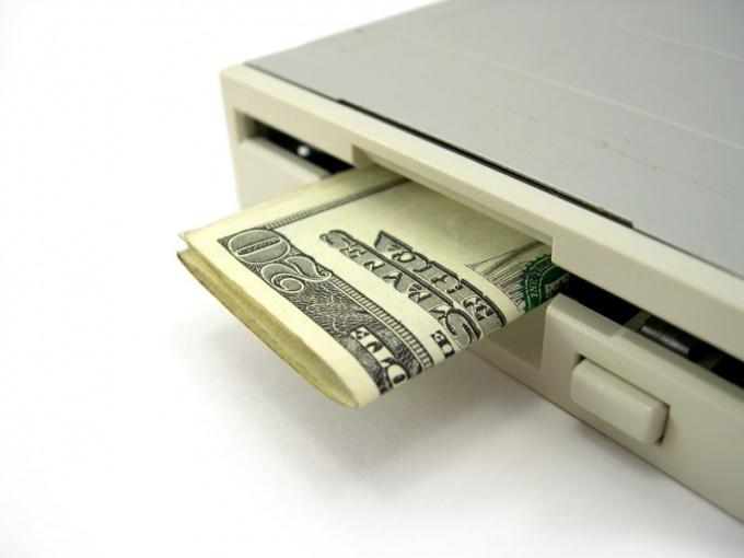 Как пополнить счёт из интернета
