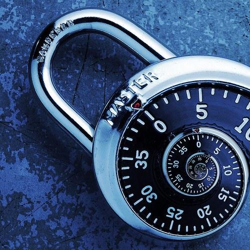 Как установить новый пароль