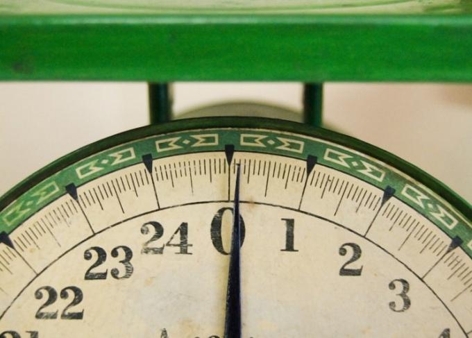 Что нужно для набора веса