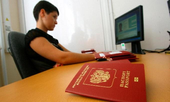 Как заполнить заявление на выдачу загран паспорта