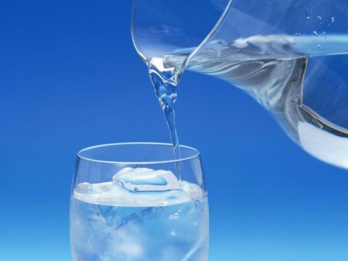 Сколько человеку нужно воды в день