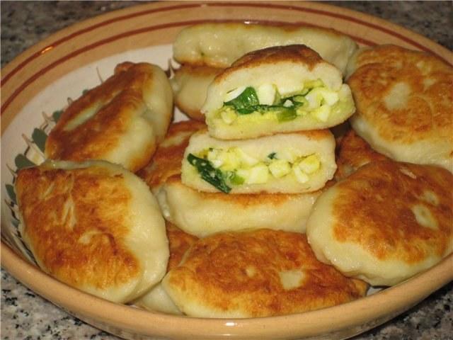 Как приготовить картофельные пирожки
