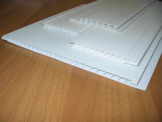 How to choose PVC panels