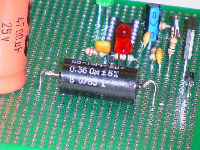 Как подключить резистор