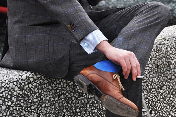 How to wear shirts with cufflinks