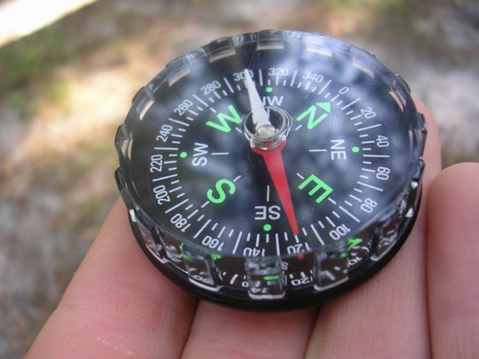How to know the azimuth