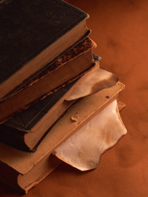 Как реставрировать книгу