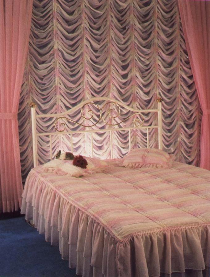 Как сделать французские шторы