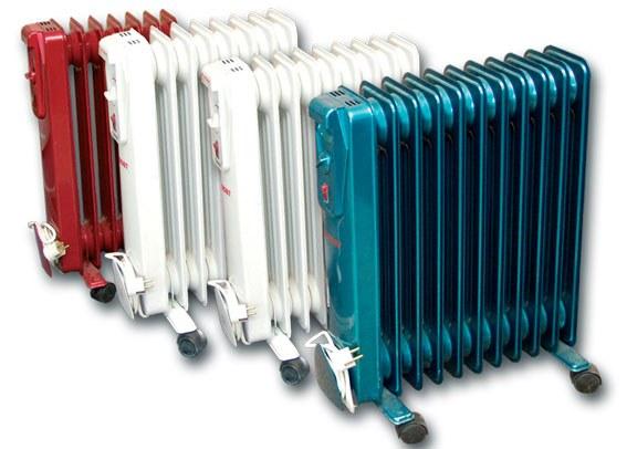 Как выбрать масляный радиатор